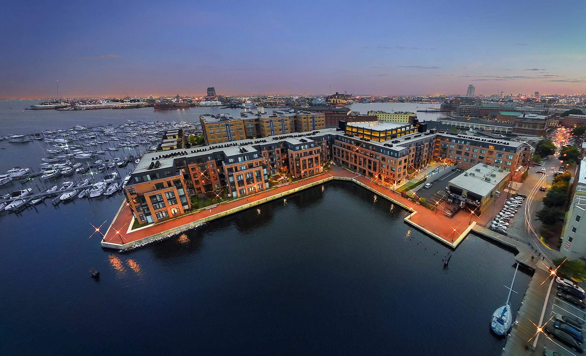 Baltimore Apartments For Rent   Waterfront Apartments | Union Wharf